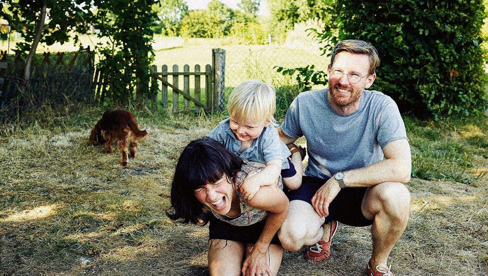 """Familie Thuma in Prasdorf:""""Traum vom Leben auf dem Land"""""""