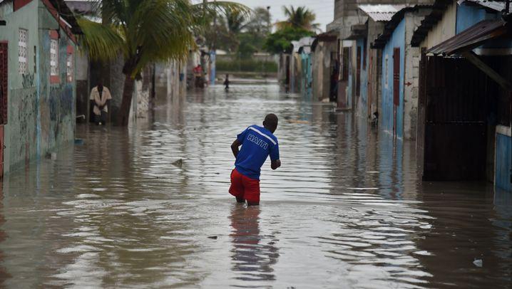 "Wirbelsturm: Hurrikan ""Matthew"" wütet auf Haiti und Kuba"