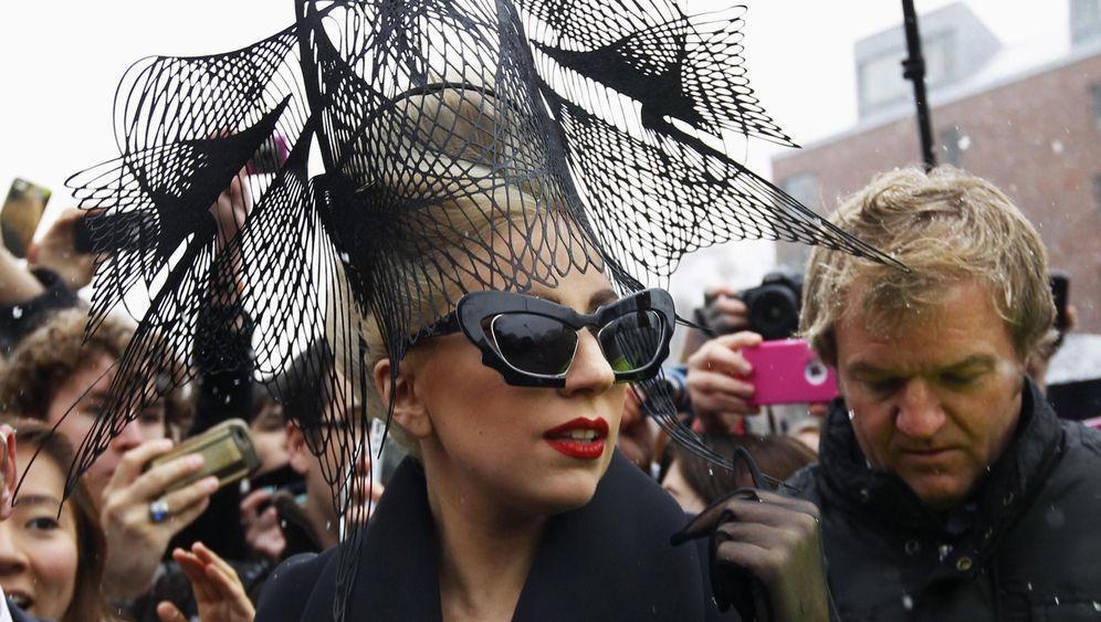 Popstar in Harvard: Lady Gaga wird's schon richten