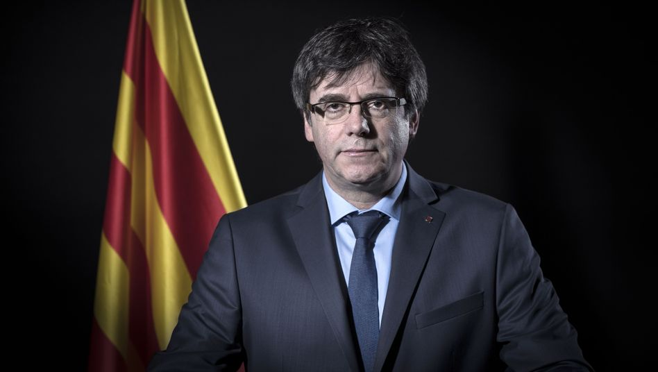 Carles Puigdemont (Archivaufnahme)