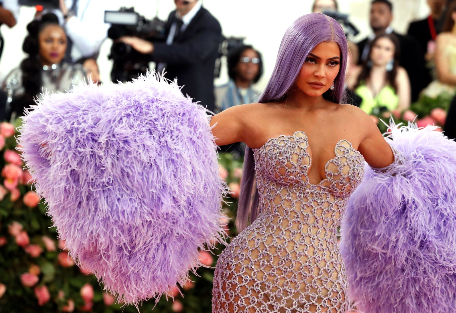 Metropolitan Museum of Art Costume Institute Gala - Met Gala - Camp: Notes on Fashion- Arrivals - New York City, U.S. ? May 6, 2019 -Kylie Jenner
