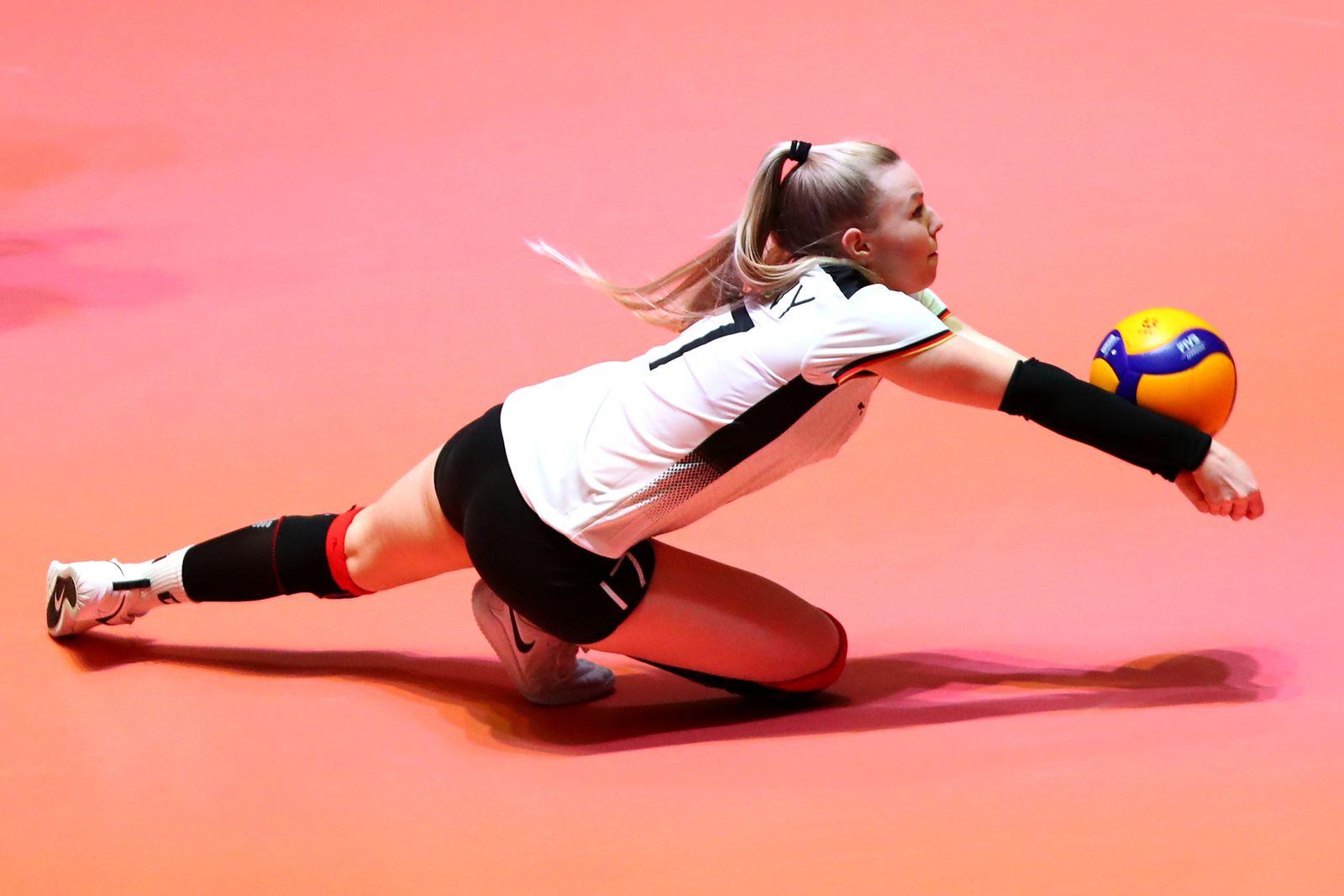 CEV Tokyo Volleyball European Qualification 2020 Women