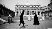 1070 Kilometer auf Händen zum Papst
