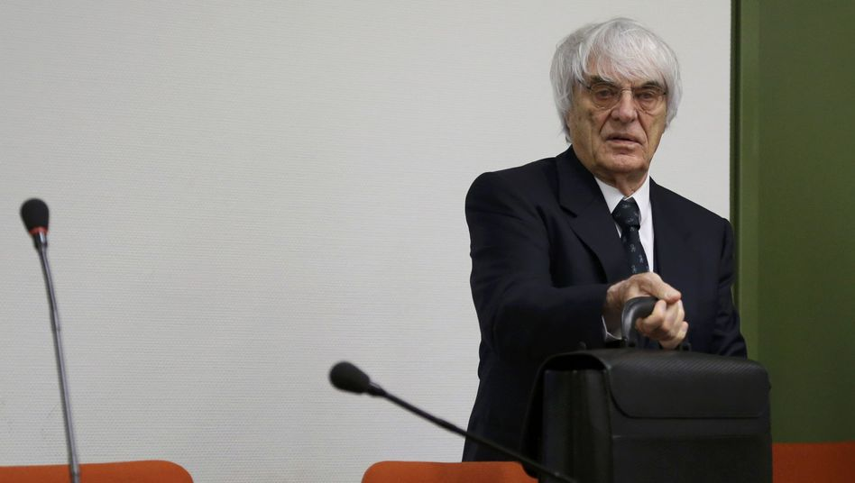 Formel-1-Boss Bernie Ecclestone: 100 Millionen Dollar für Verzicht auf Verurteilung