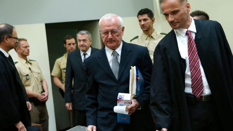 In München läuft seit 2014 der Prozess gegen zwei frühere jugoslawische Geheimdienstler: Sie sollen in die Ermordung des Dissidenten Stjepan Durekovic involviert gewesen sein.