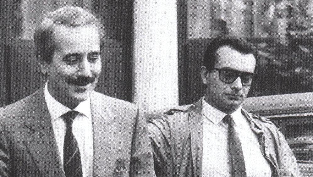 Ermordung von Mafiajäger Falcone: Tod per Fernzünder