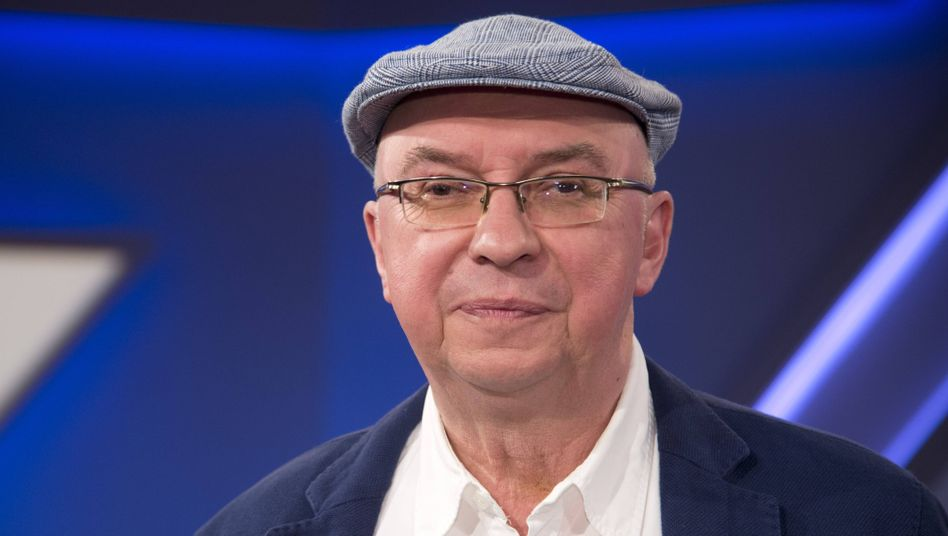 Miet-Aktivist Michael Prütz