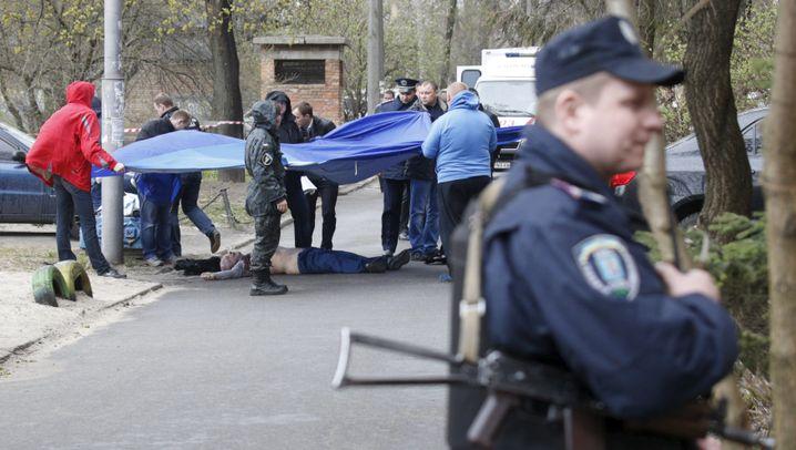 Mordserie in Kiew: Russlands Freunde in Gefahr