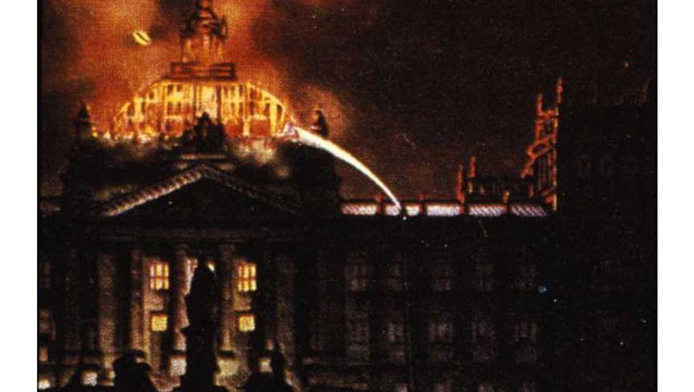 """80 Jahre Reichstagsbrand: """"Ich sehe den großen Bau in hellen Flammen aufgehen"""""""