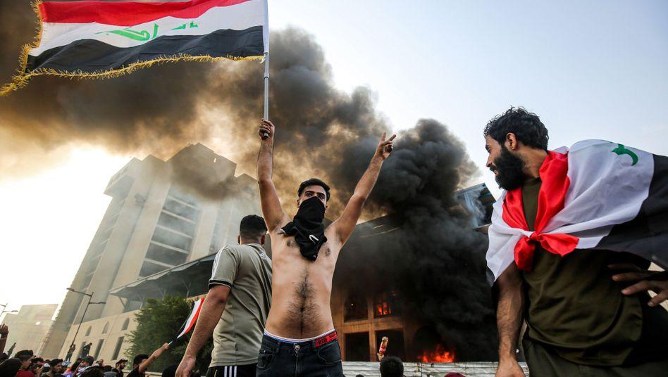 Irak in der Nahost-Krise: Opfer im Schattenkrieg