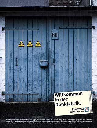 Thüringer Denkfabrik: Wer nicht zahlt, steht bald vor verschlossenen Türen