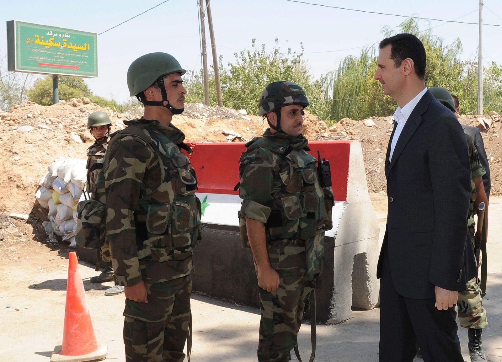 Assad / Syrien
