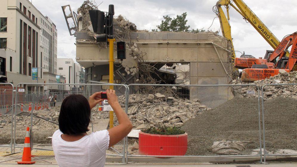Städtetrip Christchurch: Eine Stadt im Wiederaufbau