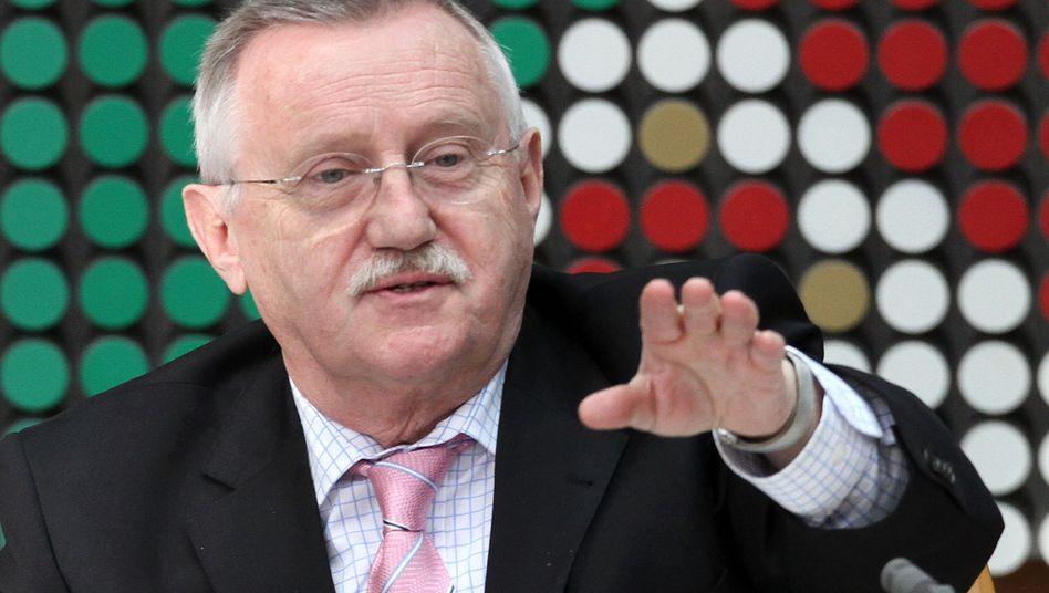 """Ex-SPD-Fraktionschef Moron: """"Ich halte eine Große Koalition für möglich"""""""