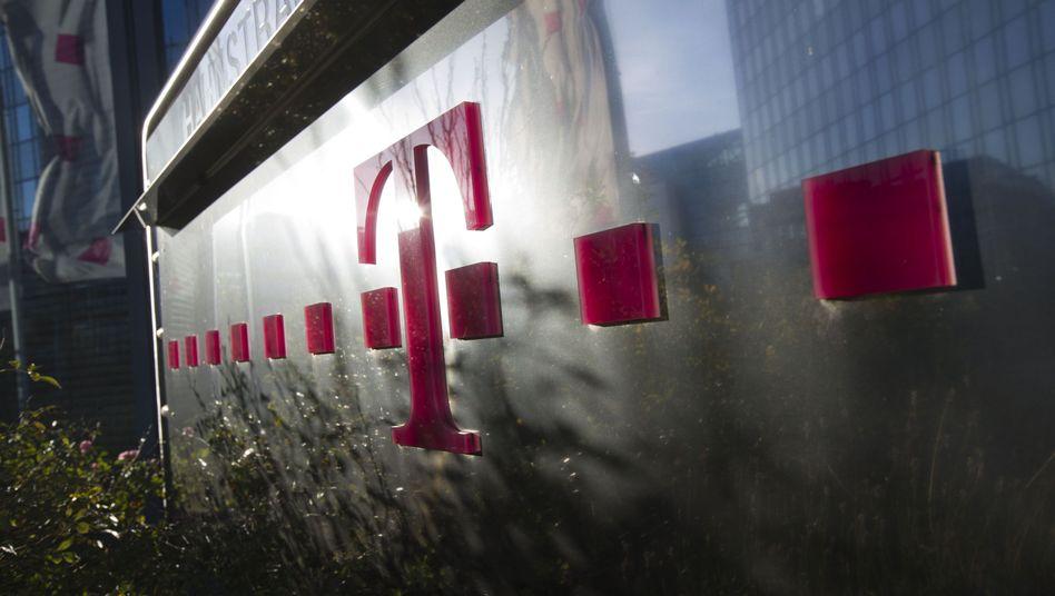 T-Systems-Zentrale in Frankfurt: Fast 5000 Stellen baut die Telekom-Tochter ab