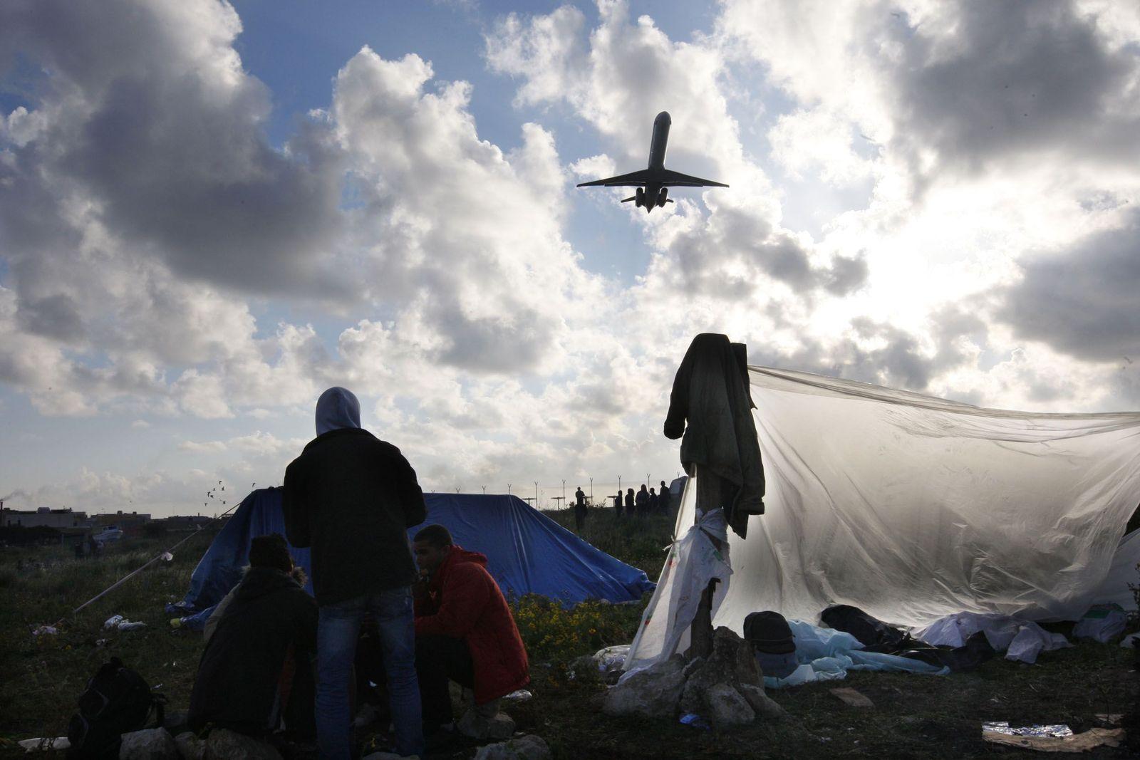 Italien/ Flüchtlinge/ Lampedusa
