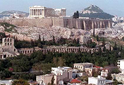 """Wiege der westlichen Kultur: Wer in Griechenland per Web, Gameboy oder Laptop öffentlich """"zockt"""", riskiert drakonische Strafen"""