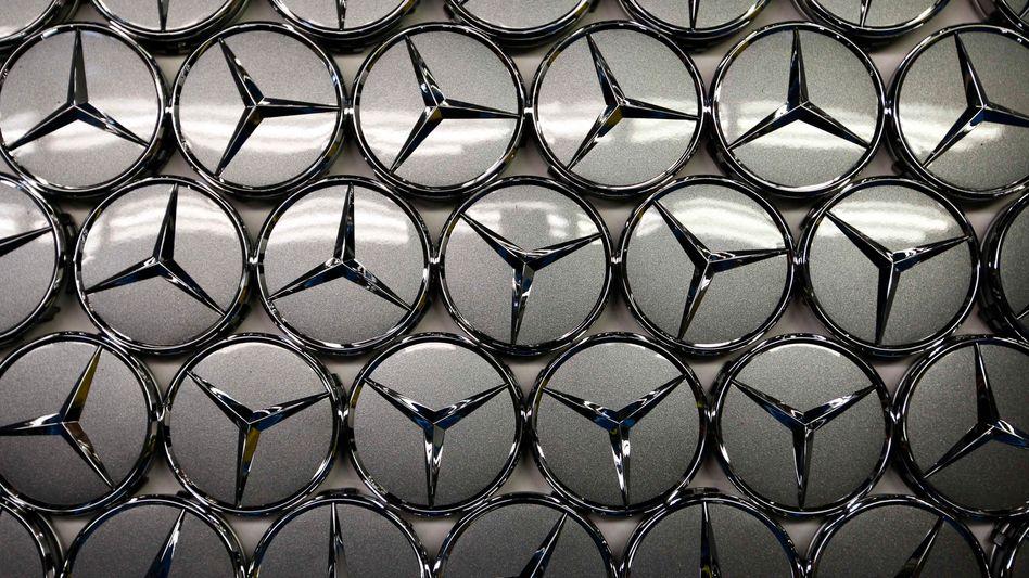 Daimlers bekannteste Marke Mercedes: Der Autohersteller spendet wieder an deutsche Parteien