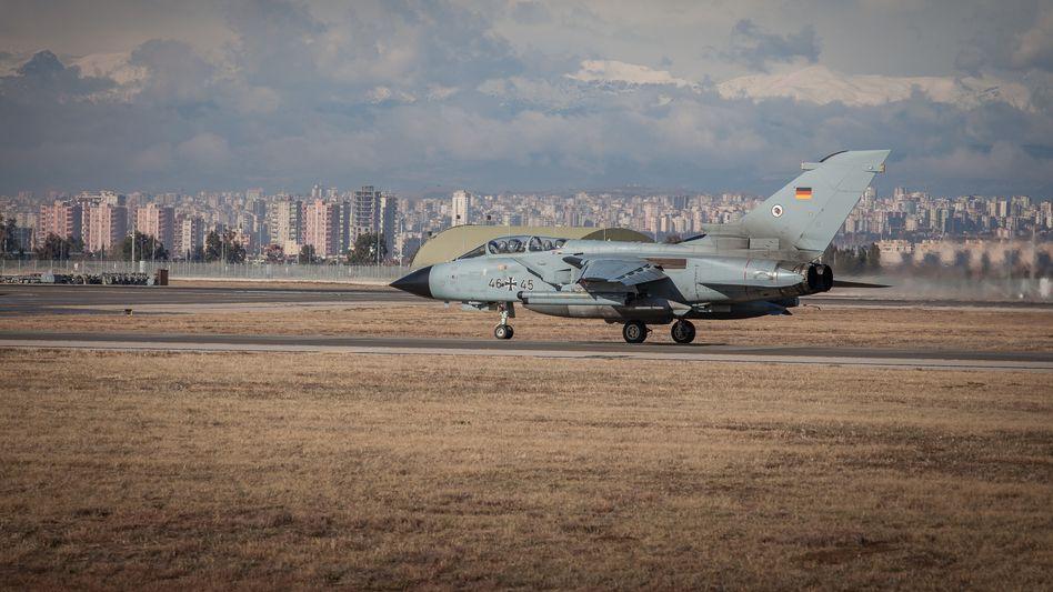Tornado der Luftwaffe der Bundeswehr in Incirlik