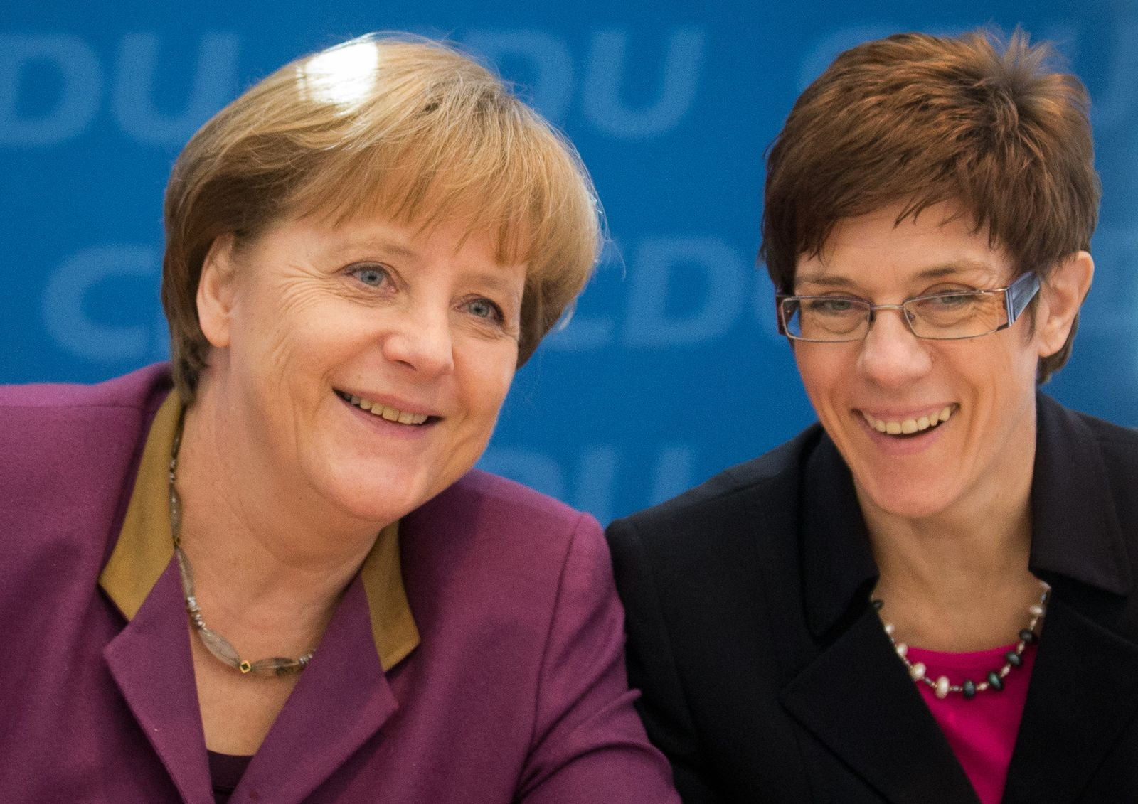 Merkel / Kramp-Karrenbauer