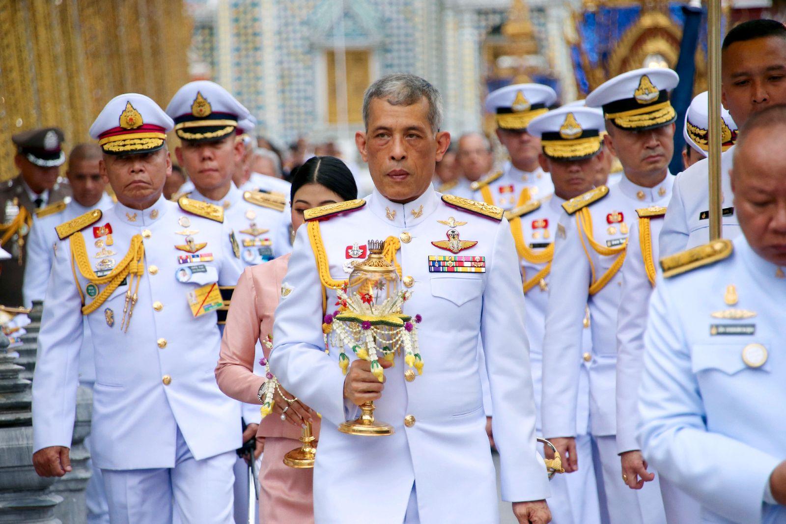 Thailand Wesaka Bucha