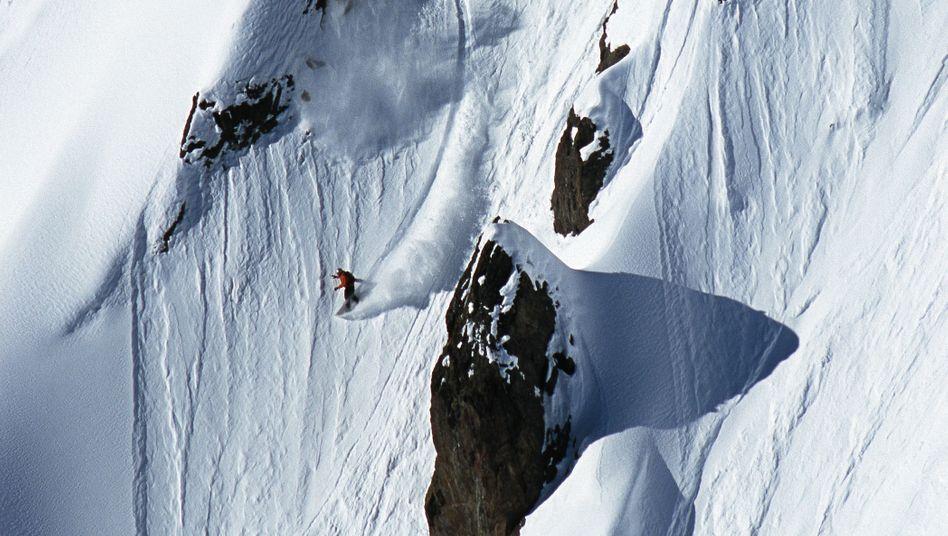 Skifahrer Schartner im Zillertal in Tirol: »Alle dachten, ich wäre tot, aber ich war noch da«
