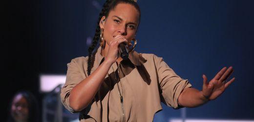Rassismus in den USA: Alicia Keys, Mary J. Blige, Drake fordern Joe Biden und Kamala Harris zum Handeln auf
