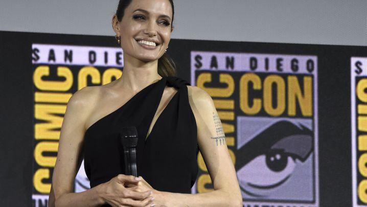 Angelina Jolie: Schauspielerin und Aktivistin