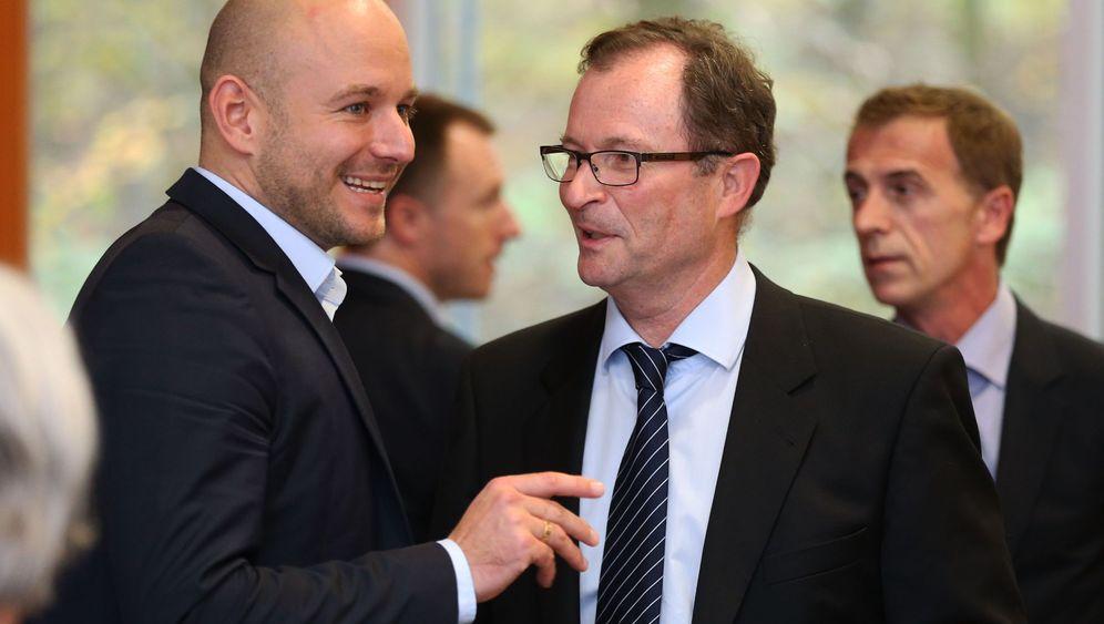 Hoffenheim-Manager Rosen: Karrierebruch und Karrierehoch