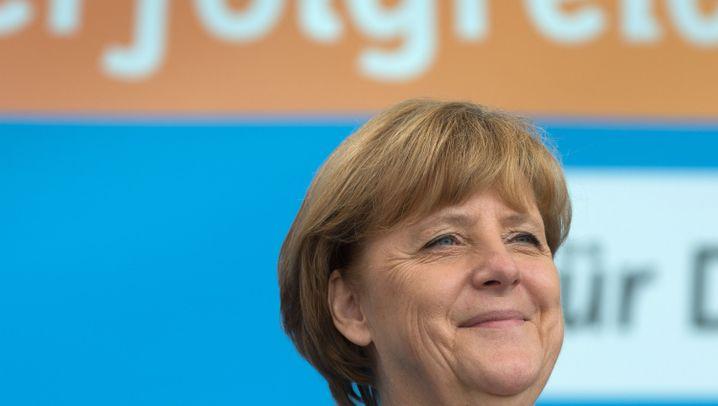 CDU-Wahlplakate: Platte Slogans und ein bisschen Merkel