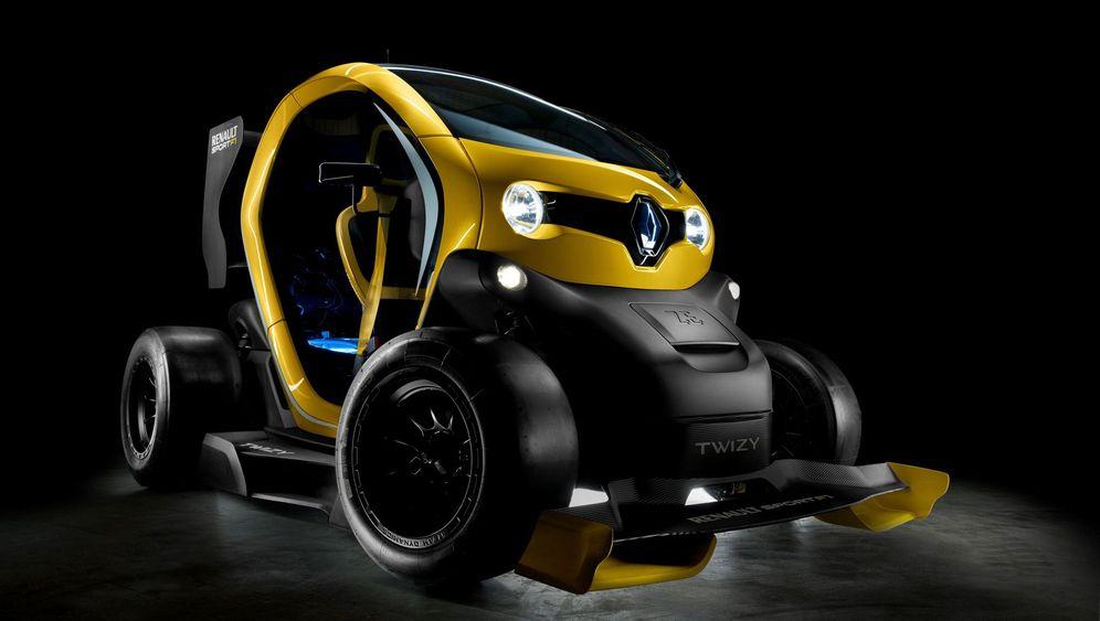 Renault Twizy Sport F1: Hornisse auf Slicks