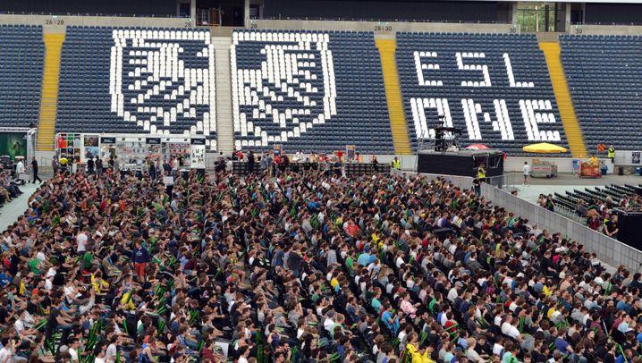 ESL One in Frankfurt: Stadion der Gamer
