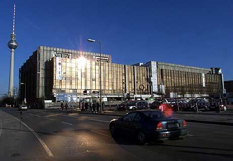 Palast der Republik in Berlin: Beton gewordener Traum