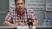Inhaftierter Oppositioneller muss an Pressekonferenz teilnehmen