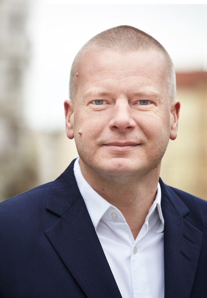 """Matthias Thieme, Chefredakteur von """"Berliner Zeitung"""" und """"Berliner Kurier"""", hat gekündigt"""