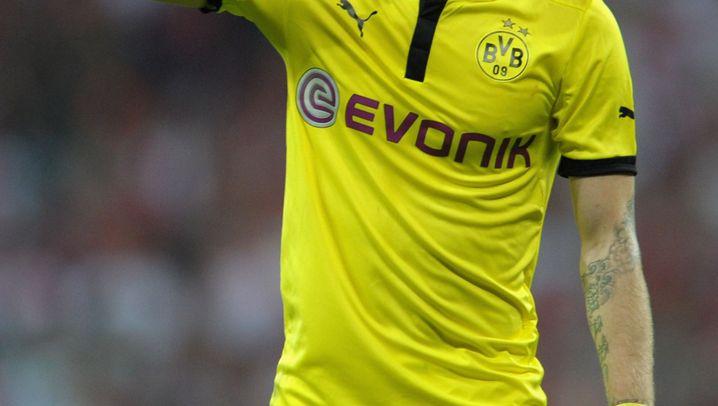 Fußball-Bundesliga: BVB und Bayern olé, Aufsteiger ade