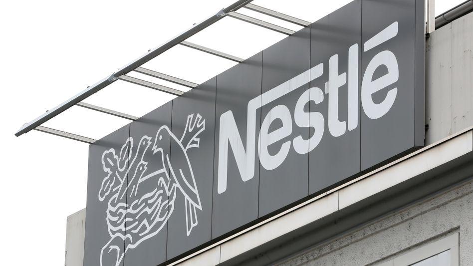 Nestlé-Betrieb in Konolfingen (Schweiz)