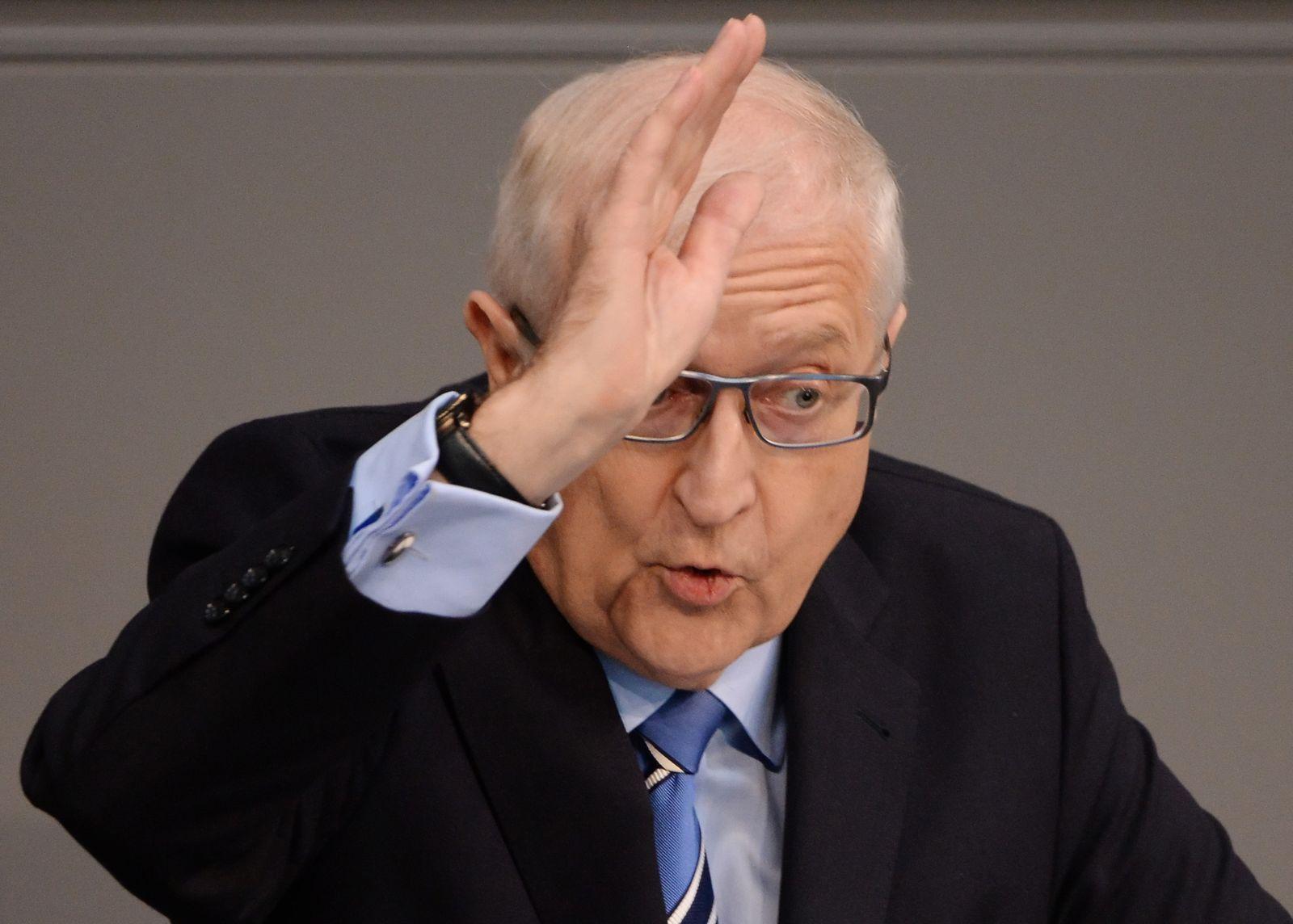 Bundestag Rainer Brüderle