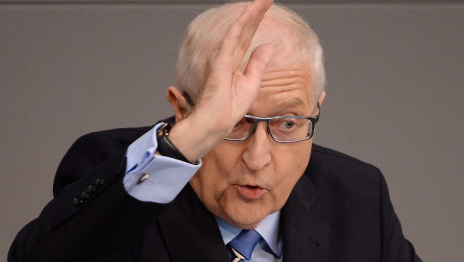 """FDP-Fraktionschef Brüderle: """"Pannenstatistik wie ein Fiat Punto"""""""