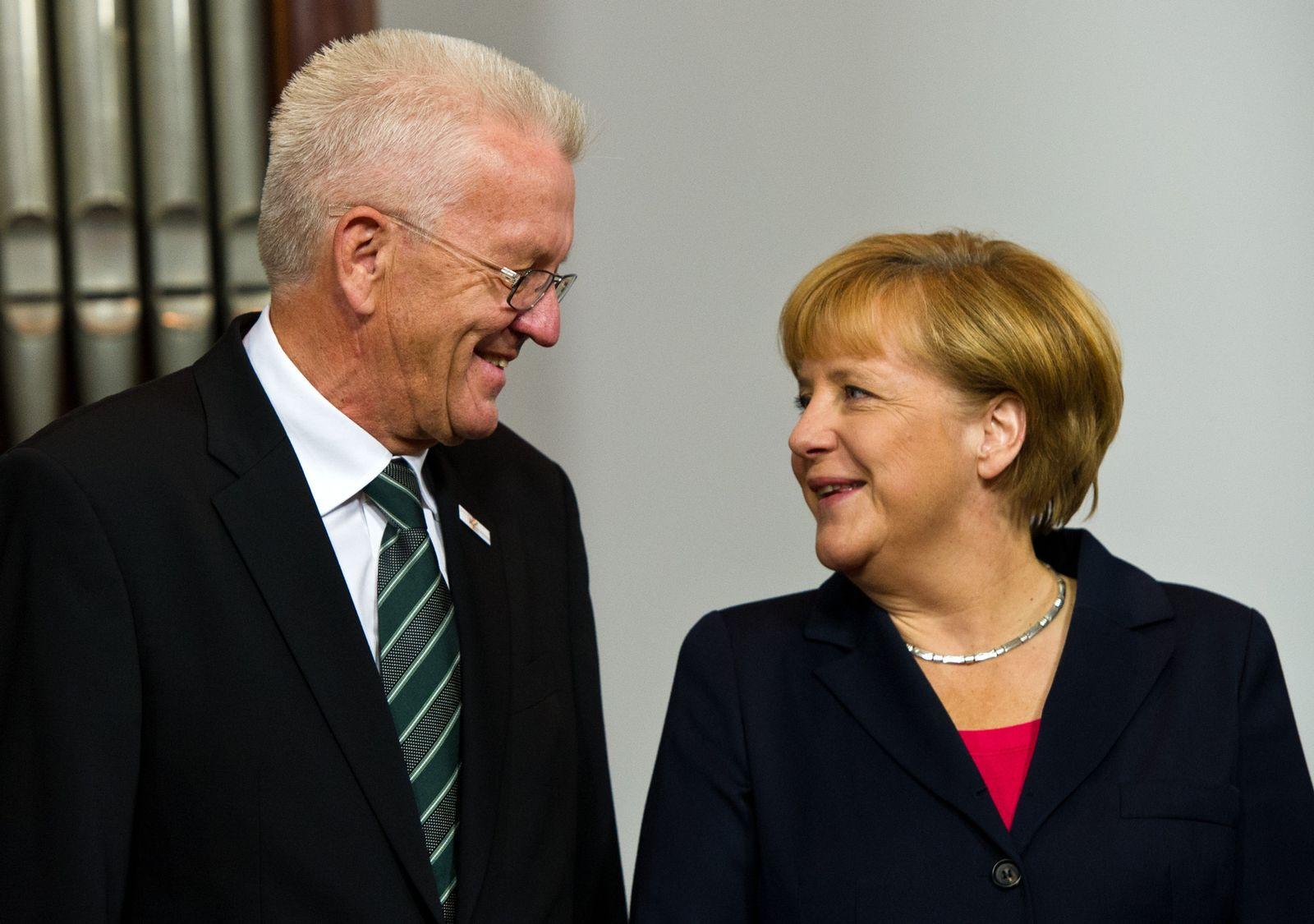 Feierlichkeiten Tag der Deutschen Einheit