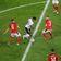 Deutschland erzielt drei Tore und gewinnt trotzdem nicht