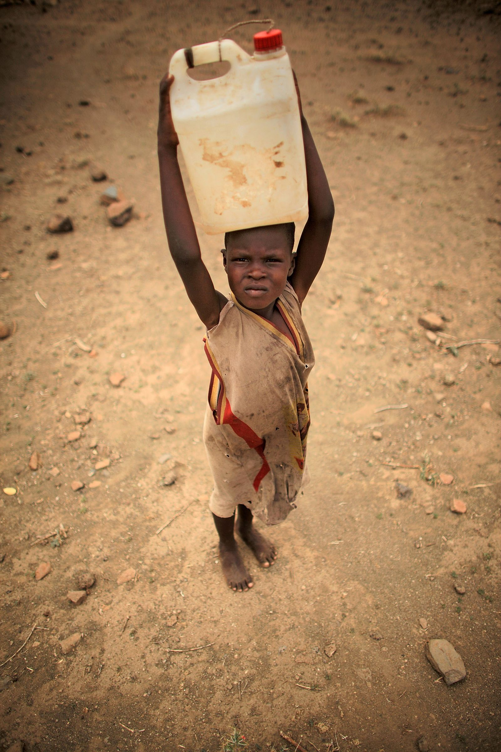 Kinderarmut Afrika