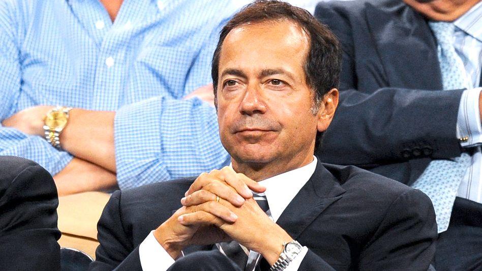 Hedgefonds-Manager Paulson: Höheres Gehalt als ein Weltkonzern