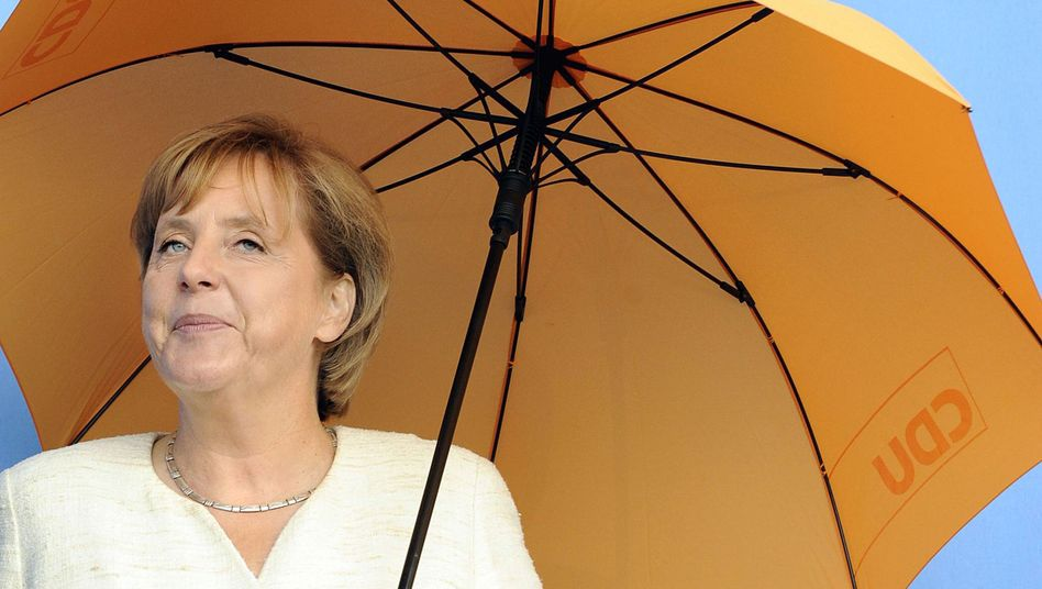 German Chancellor Angela Merkel: Does She Really Want to Govern with the business-friendly Free Democratic Party?