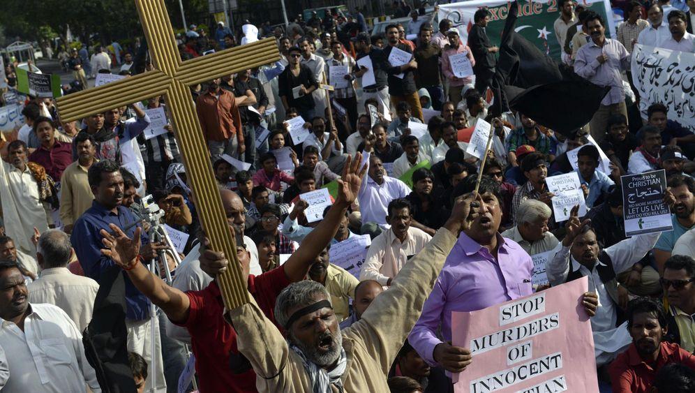 Pakistan: Jagd auf angebliche Gotteslästerer