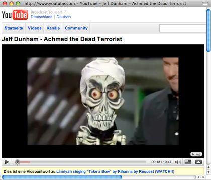 Comedian Jeff Dunham: Ein toter Terrorist im Bauch