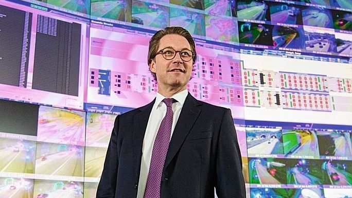 Ressortchef Scheuer Rückhalt in der eigenen Partei verloren