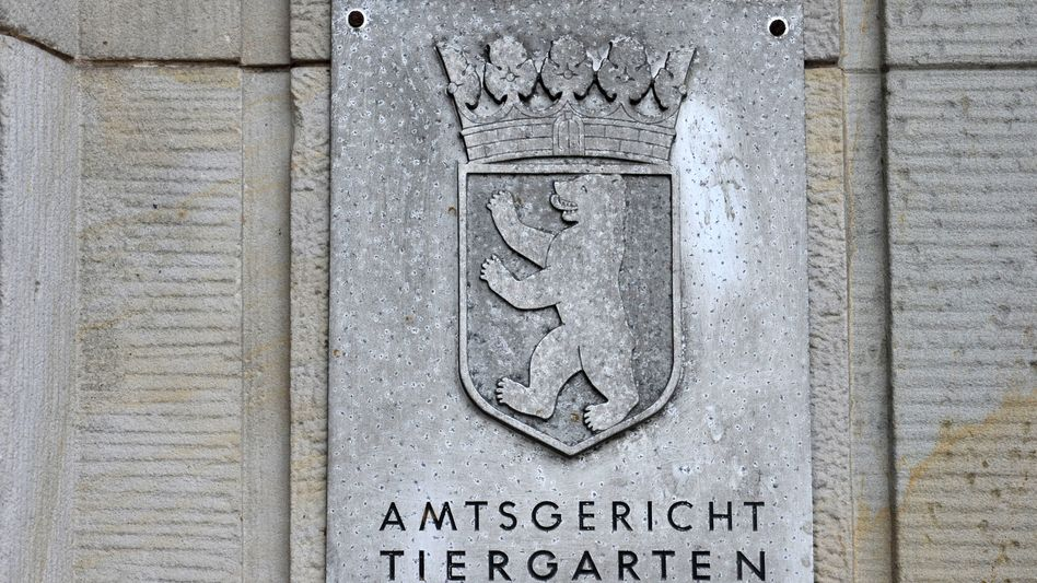Amtsgericht Berlin Tiergarten