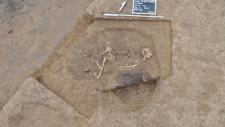 Die Tote gehörte zu den ersten Bäuerinnen in Württemberg
