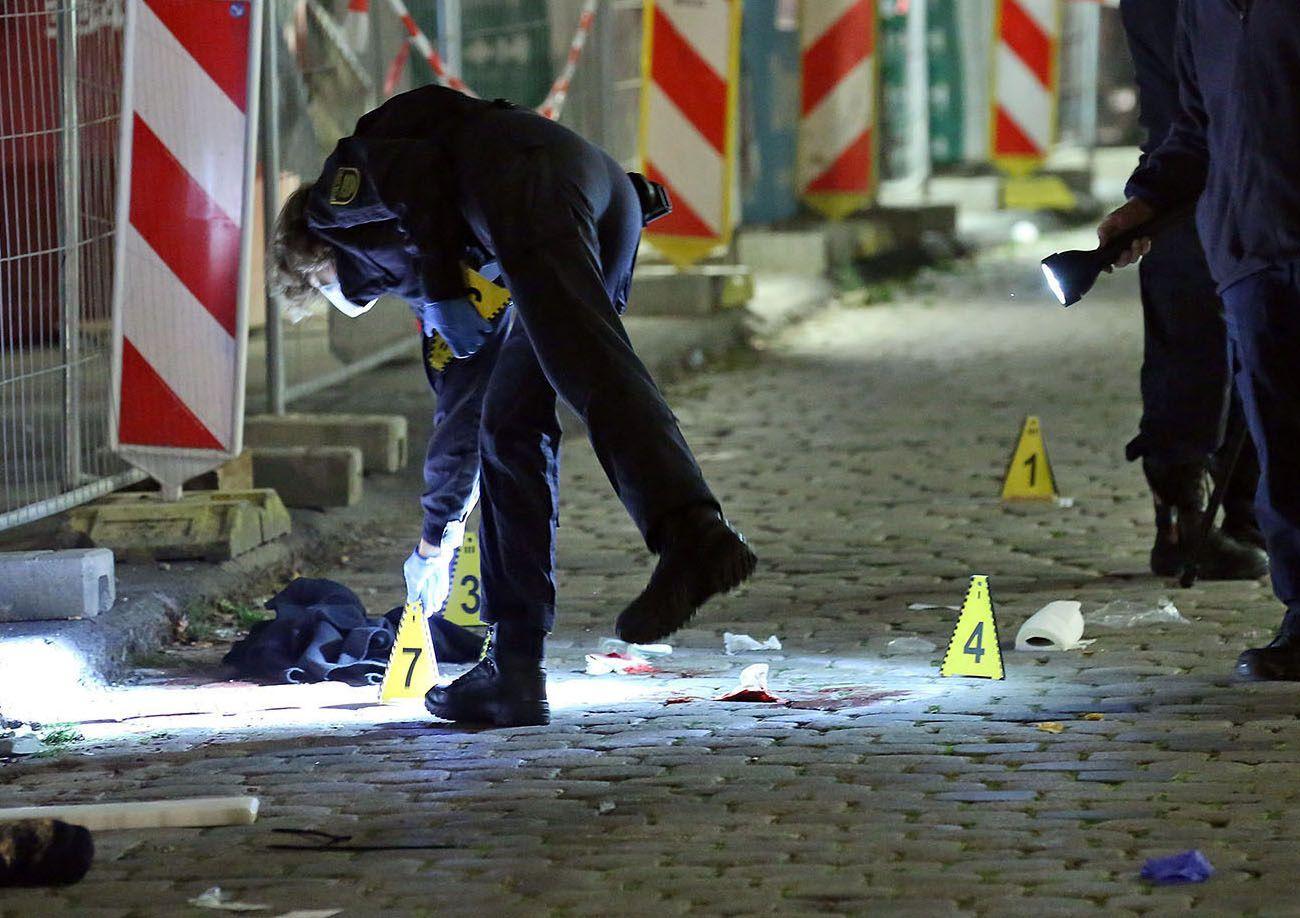 55-Jähriger stirbt nach Angriff in Dresdner Innenstadt